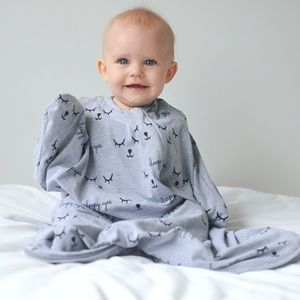 Baby Loves Sleep Swaddle sack